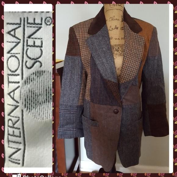 1896b9c78623 International Scene Jackets   Blazers - International Scene Vintage Blazer
